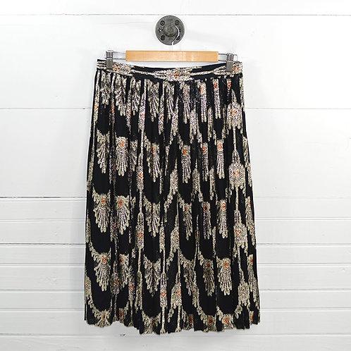 Evan Picone Petites Pleated Skirt #176-40