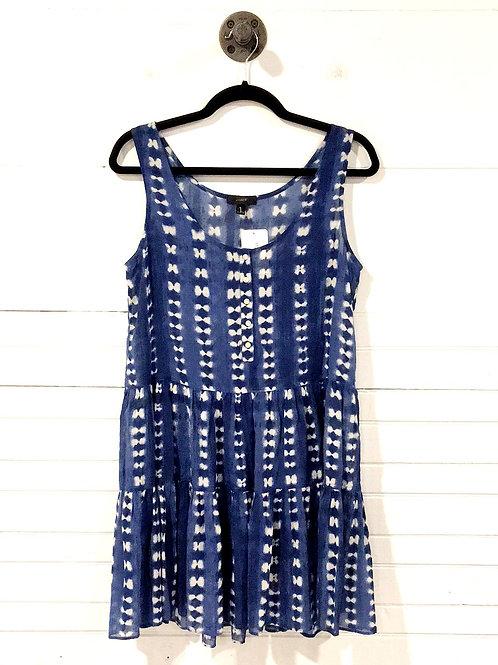 J. Crew Tie Dye Dress #123-1107
