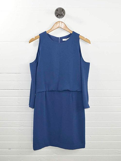 Tibi 'Savanna' Cold Shoulder Dress #161-6