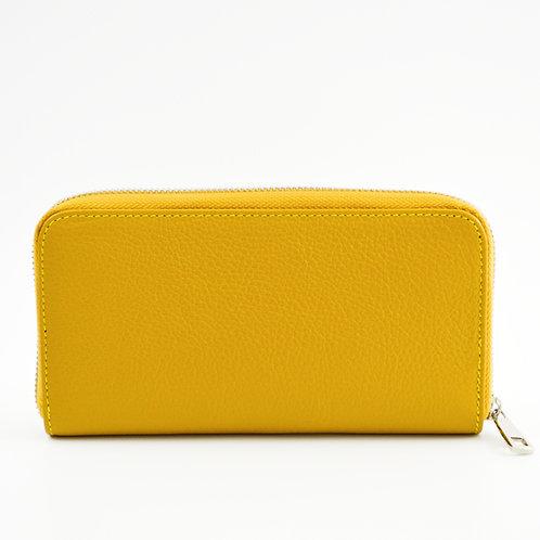Désir Zip Around Leather Wallet #172-2
