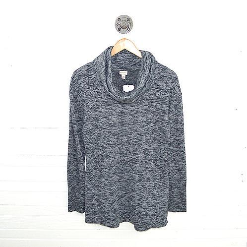 Merona Cowl Neck Pullover Top #123-3034