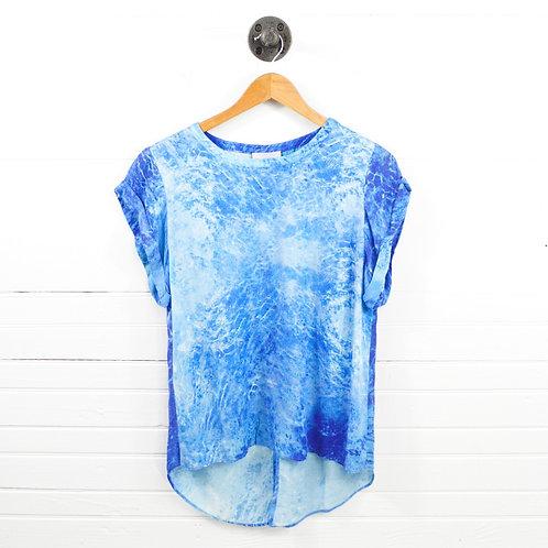Addison Die Dye Blouse #155-52