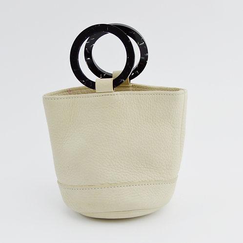 Simon Miller Leather Mini Bag #200-1945