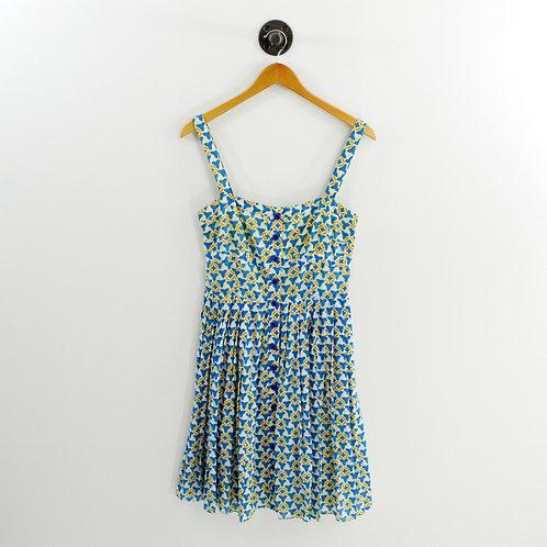 Tory Burch Pleated Midi Dress #135-126