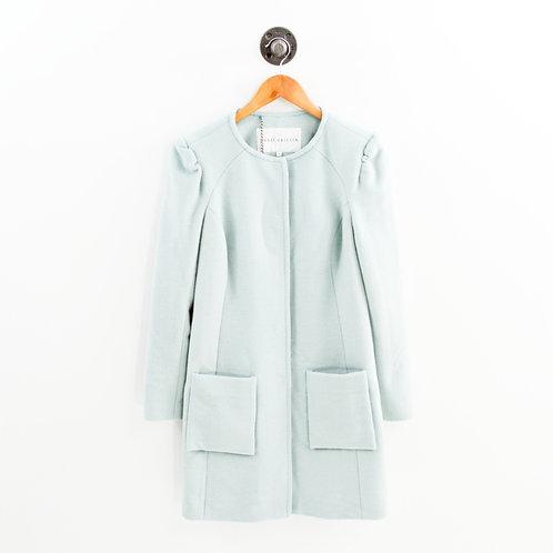 Annie Griffin Wool Coat #135-171
