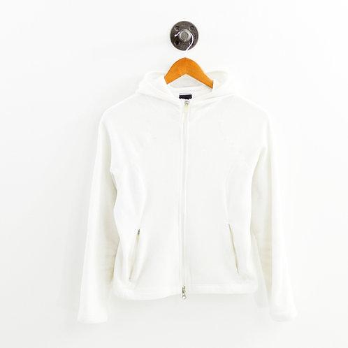 Nike Fleece Hooded Zip-Up Jacket #197-3