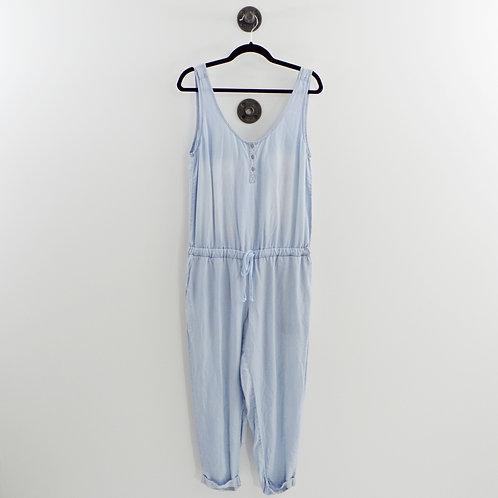 Cloth & Stone Chambray Jumpsuit #175-2038