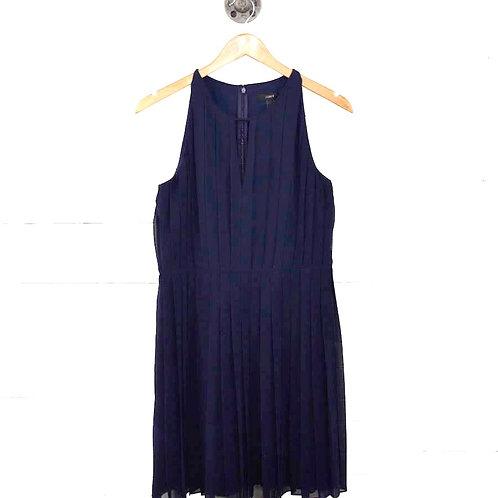 J. Crew Pleated Dress #138-1478