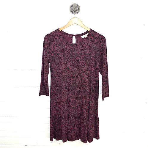 LOFT PRINT DRESS #123-3037