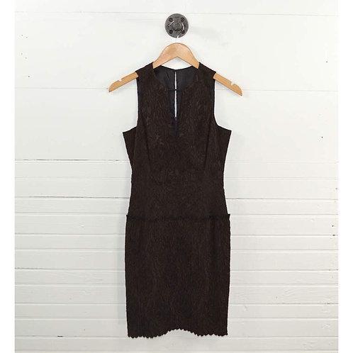 Rene Ruiz Silk Cocktail Dress #174-43