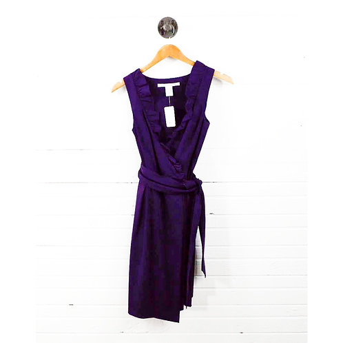 Diane Von Furstenberg 'Hampton' Wrap Dress #138-38