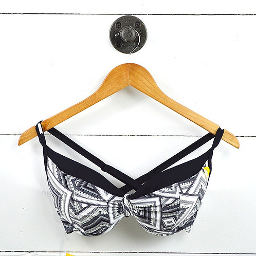 Lole 'Maldives' Scarf Print D-Cup Bikini Top #150-3118