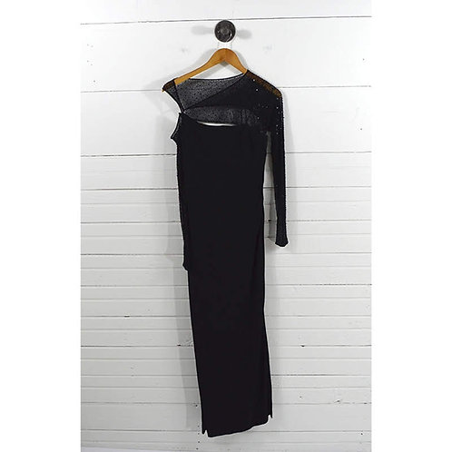 Halston Beaded Gown #174-6