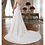 Thumbnail: Justin Alexander Strapless Sweetheart Lace Bridal Gown #102-1