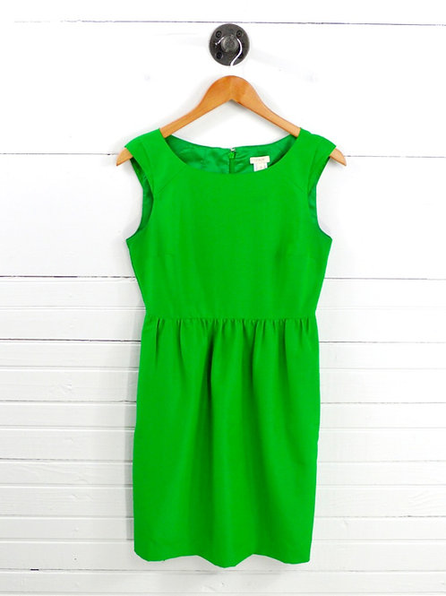 J. Crew Fit And Flare Dress #137-1685