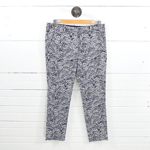 Lela Rose Print Trouser #126-30