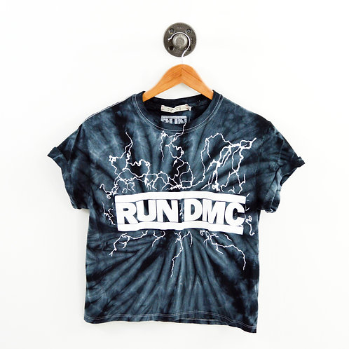 Alice + Olivia Run DMC Tie Dye T-Shirt #103-2