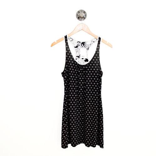 Gilligan & O'Malley Polka Dot Tank Sleep Shirt #163-43