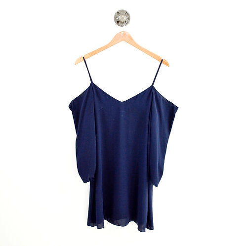 Alice +Olivia Cold Shoulder Dress #103-16