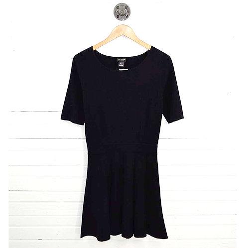CLUB MONACO KNIT FIT + FLARE DRESS #177-144