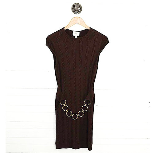 Milly Belted Sweater Dress #186-94