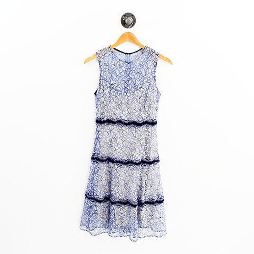 Lela Rose Lace Dress #169-40