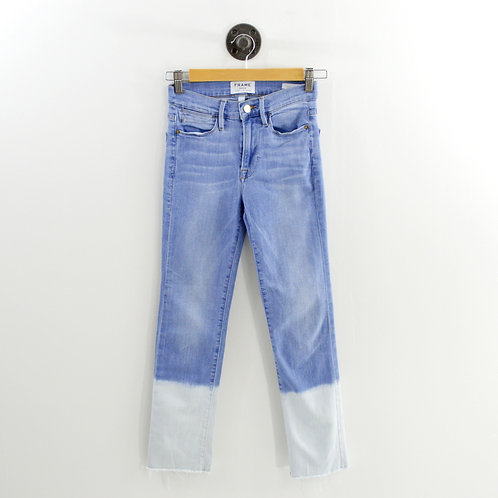 Frame Denim Le High Straight Finchley Jeans #159-79