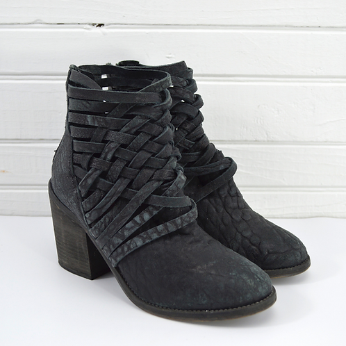 Free People Leather Bootie #175-12
