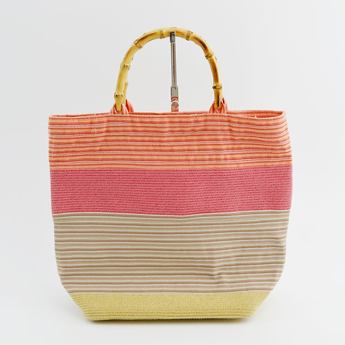 Toucan Collection Woven Tote Bag #166-1767