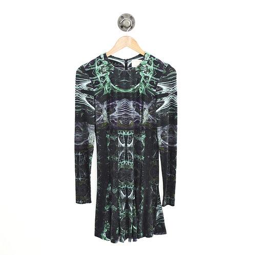 Nicole Miller Artelier Print Dress #146-5