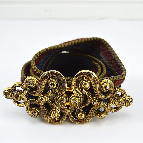 Vintage Waist Belt #170-474