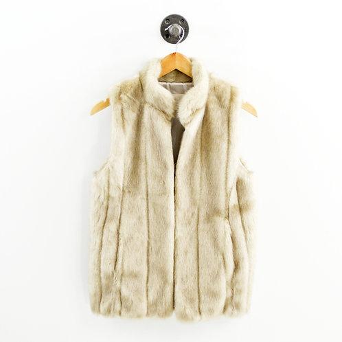 Fabulous Furs Donna Salyers Faux Fur Vest #169-39