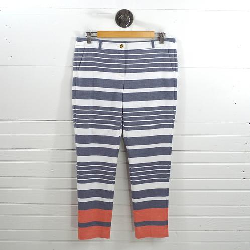 Michael Kors Striped Trouser #121-45