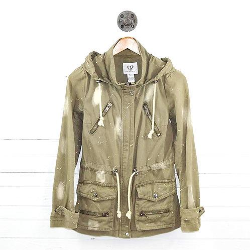 Charlotte Ronson Utility Jacket #185-57