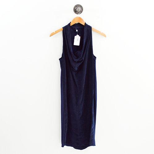 Natalie Busby Cowl Neck Dress #135-155