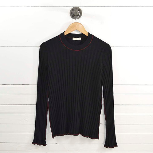 The Row Ribbed Sweater #131-256