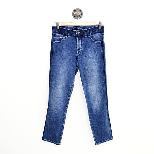 J Brand Straight Leg Crop Jean #186-1415