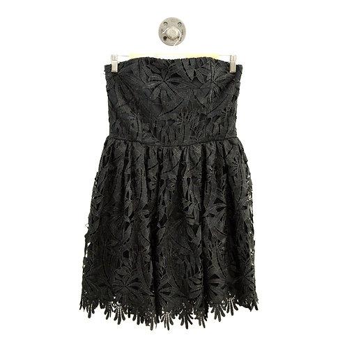 Alice + Olivia Lace Strapless Dress #103-29