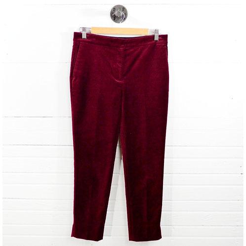 Ann Taylor Velvet Pants #129-1699