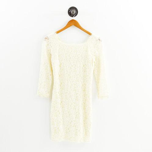 Diane von Furstenberg 'Zarita' Lace Dress #100-13