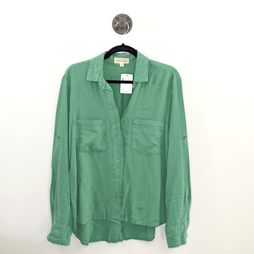 Cloth & Stone Relaxed Button Down #189-3017