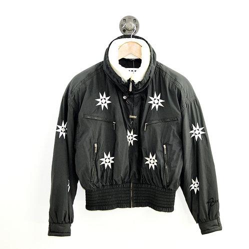 Head Sportswear Star Print Ski Jacket #197-6