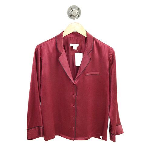 Intropia Silk Blouse #143-103