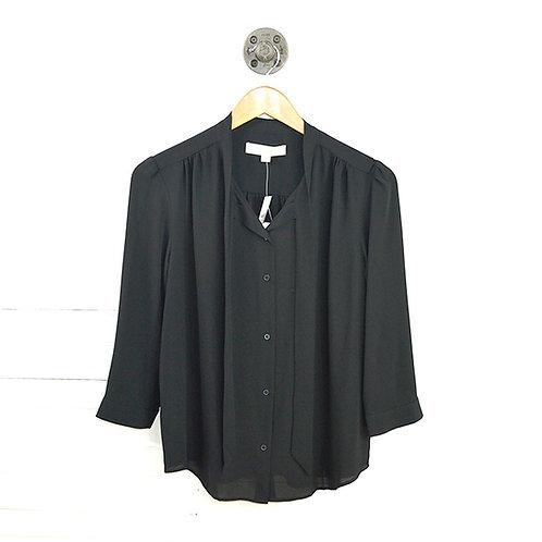 Loft Tie Neck Blouse #123-1047