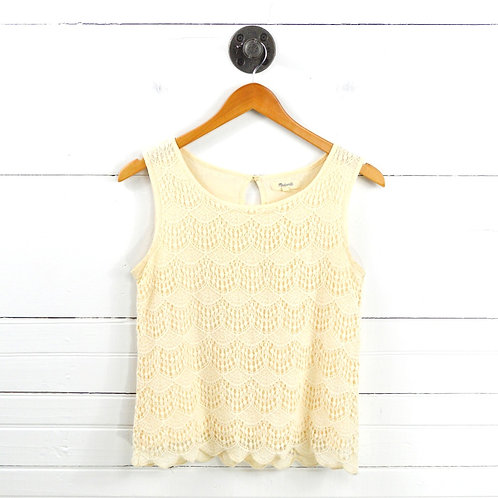 Madewell Lace Top #135-1716
