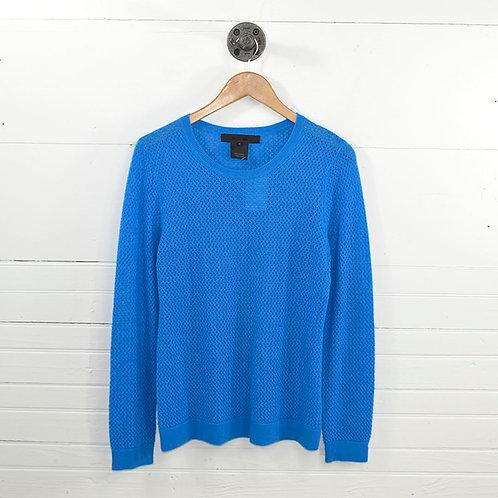 Miss Wu Cashmere Crew Neck Sweater #187-38