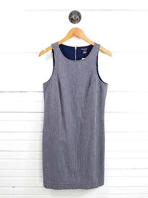 Club Monaco Striped Denim Dress #177-1629