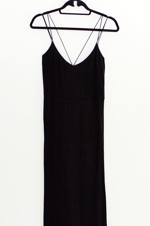 Zara Criss- Cross Back Maxi Dress #129-3079