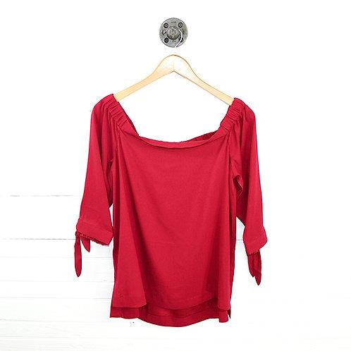 Loft Off The Shoulder Blouse #123-1048