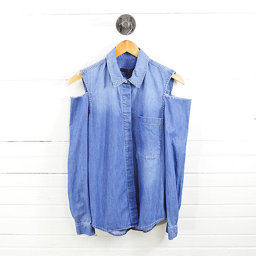 7 For All Mankind Button Down #159-11